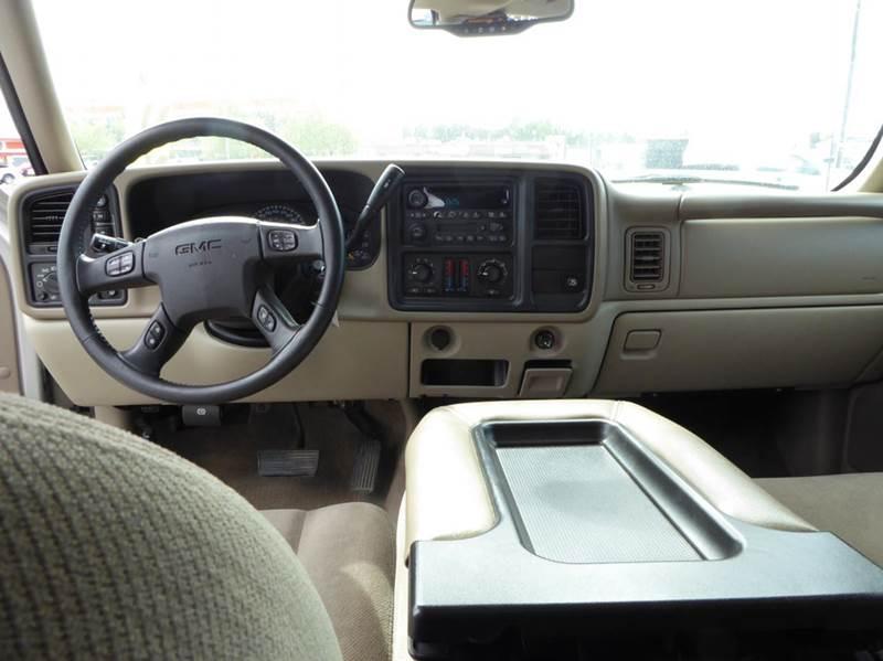 2005 GMC Yukon SLT 4WD 4dr SUV - Anchorage AK