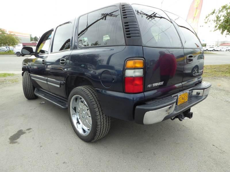 2004 Chevrolet Tahoe LS 4WD 4dr SUV - Anchorage AK