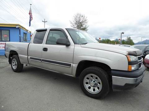 2006 Chevrolet Silverado 1500 for sale in Anchorage, AK