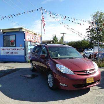 2010 Toyota Sienna for sale in Anchorage, AK