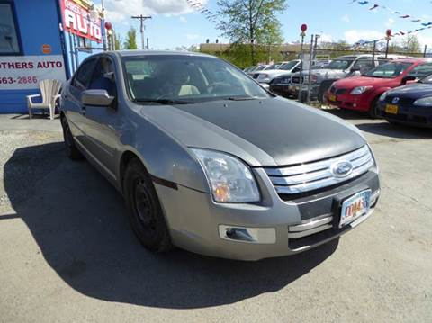 2008 Ford Fusion for sale in Anchorage, AK