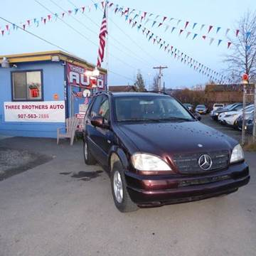 2001 Mercedes-Benz M-Class for sale in Anchorage, AK