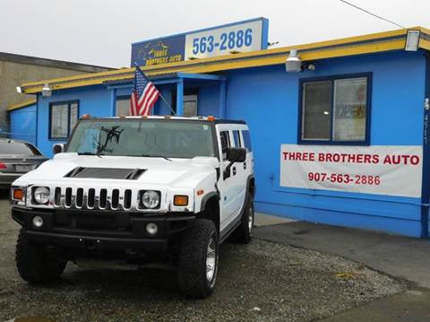 2004 HUMMER H2 for sale in Anchorage, AK