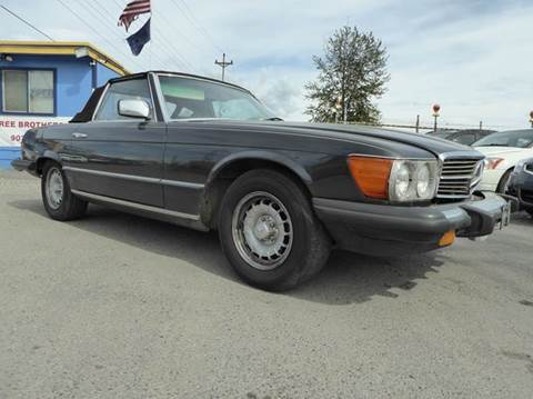 1985 Mercedes-Benz 380-Class for sale in Anchorage, AK