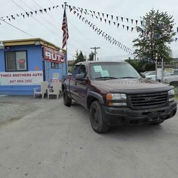 2003 GMC Sierra 1500 for sale in Anchorage, AK