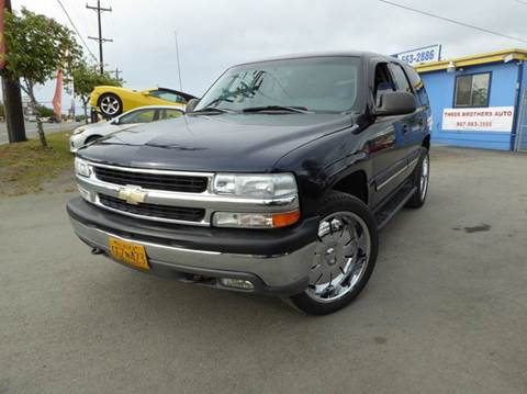 2004 Chevrolet Tahoe for sale in Anchorage, AK