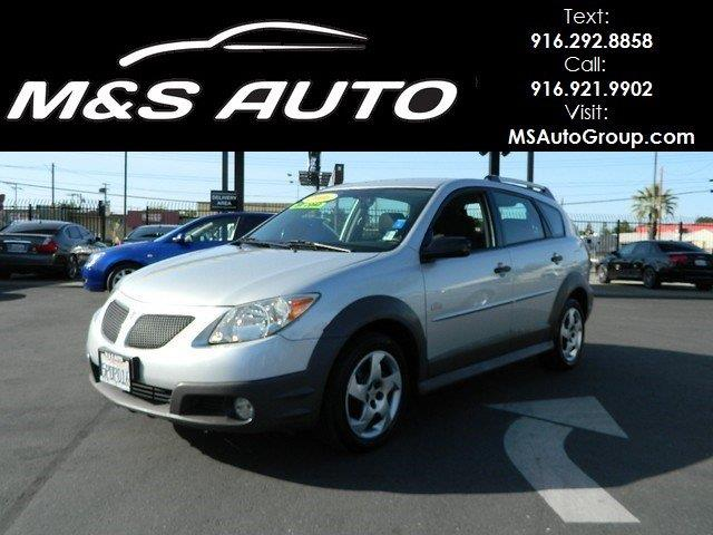 2006 Pontiac Vibe for sale in Sacramento CA