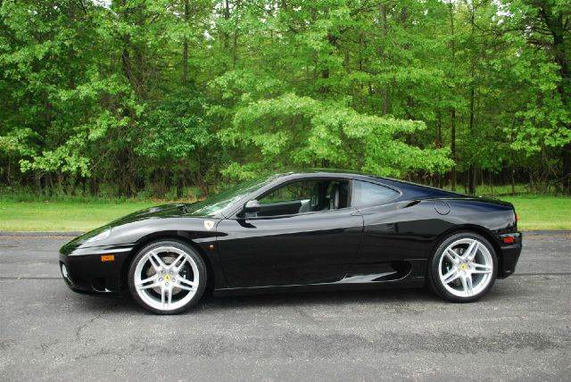 2000 ferrari 360 modena for sale in twinsburg oh. Black Bedroom Furniture Sets. Home Design Ideas