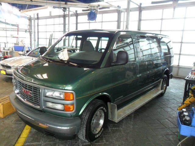 2000 GMC Savana G1500 SLE 3dr Passenger Van