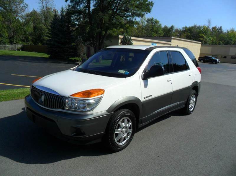 2003 Buick Rendezvous Cx In Houston Tx: 2003 Buick Rendezvous AWD CX 4dr SUV In Clarence NY