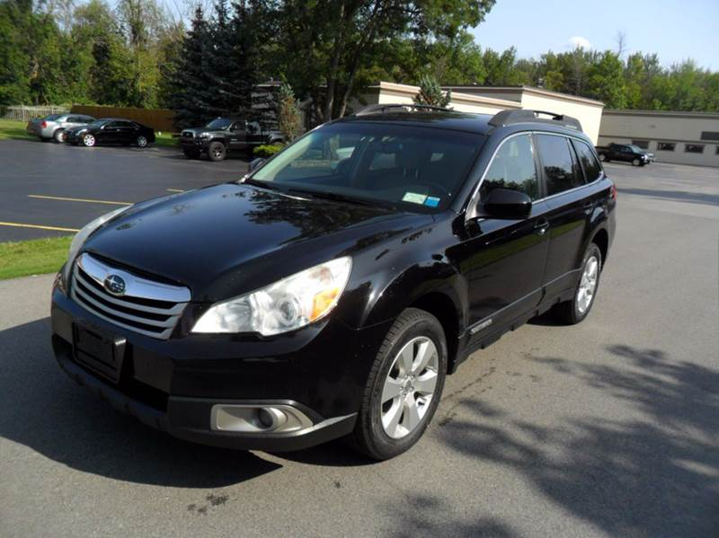 2010 Subaru Outback Awd 25i Premium 4dr Wagon Cvt In Clarence Ny