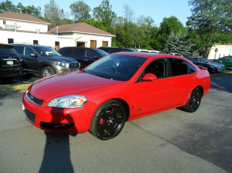 2008 Chevrolet Impala SS 4dr Sedan   Clarence NY