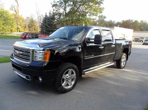 2013 GMC Sierra 2500HD for sale in Clarence, NY