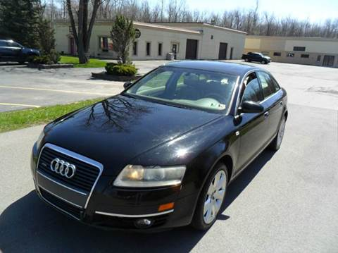 2006 Audi A6 for sale in Clarence, NY