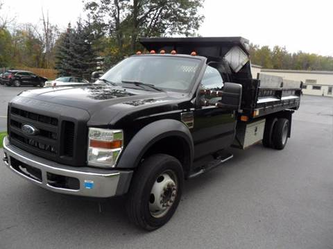 2008 Ford F-550 for sale in Clarence, NY