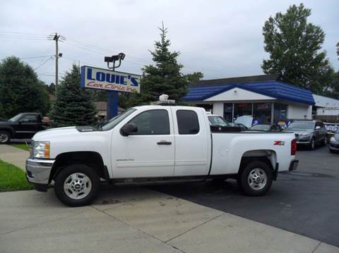 2013 Chevrolet Silverado 2500HD for sale in Clarence, NY