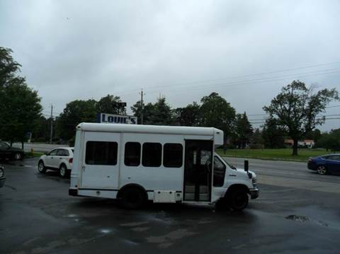 2008 Ford E-350 for sale in Clarence, NY