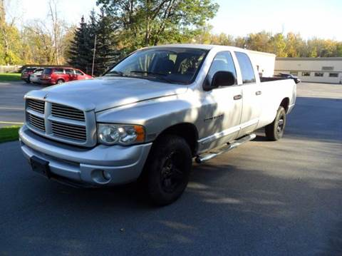 2004 Dodge Ram Pickup 1500 for sale in Clarence, NY
