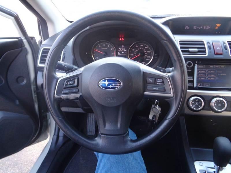2015 Subaru XV Crosstrek AWD 2.0i Premium 4dr Crossover CVT - Worcester MA