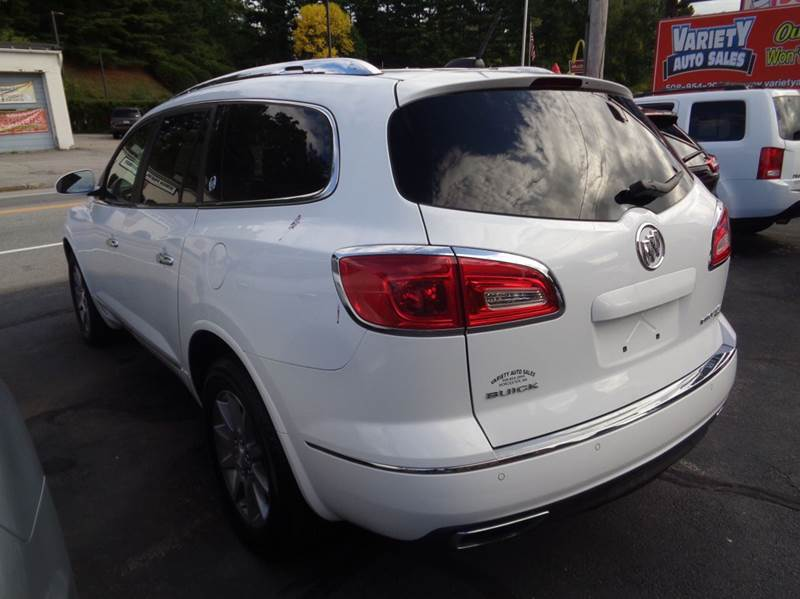 2016 Buick Enclave Leather AWD 4dr SUV - Worcester MA