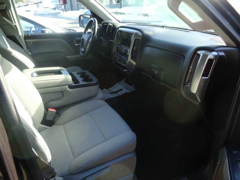 2014 Chevrolet Silverado 1500 4x4 LT 4dr Crew Cab 5.8 ft. SB w/Z71 - Worcester MA