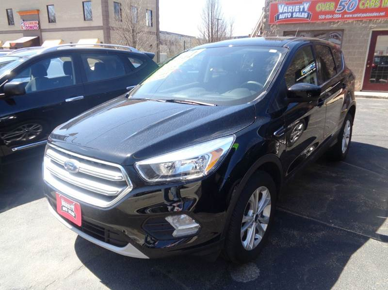 2017 Ford Escape AWD SE 4dr SUV - Worcester MA