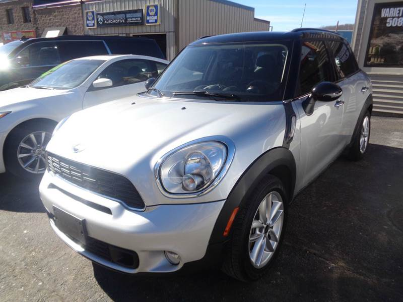 2012 MINI Cooper Countryman S 4dr Crossover - Worcester MA
