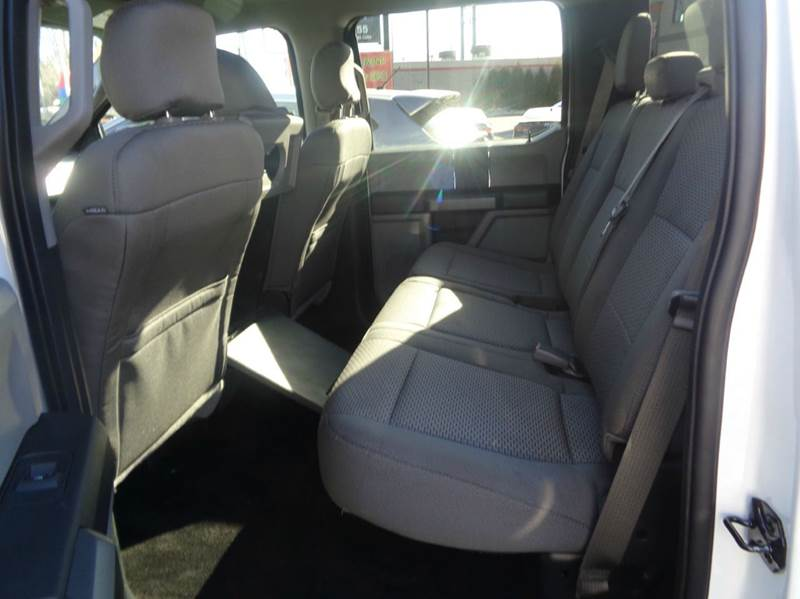 2016 Ford F-150 4x4 XL 4dr SuperCrew 5.5 ft. SB - Worcester MA