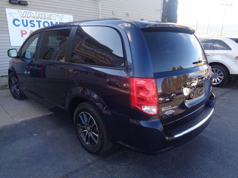 2016 Dodge Grand Caravan R/T 4dr Mini-Van - Worcester MA