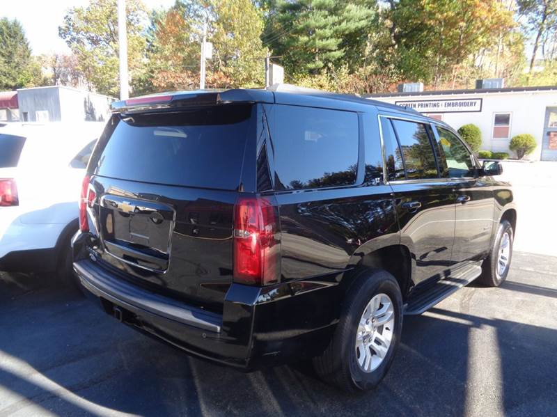 2015 Chevrolet Tahoe 4x4 LT 4dr SUV - Worcester MA