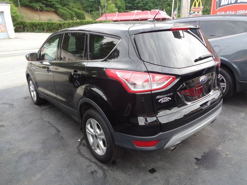 2016 Ford Escape AWD SE 4dr SUV - Worcester MA