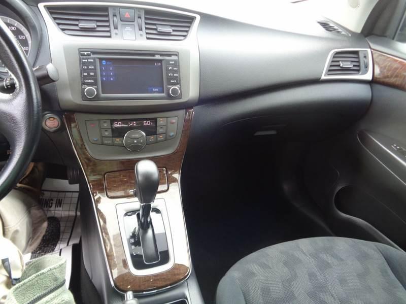 2013 Nissan Sentra SL 4dr Sedan - Worcester MA