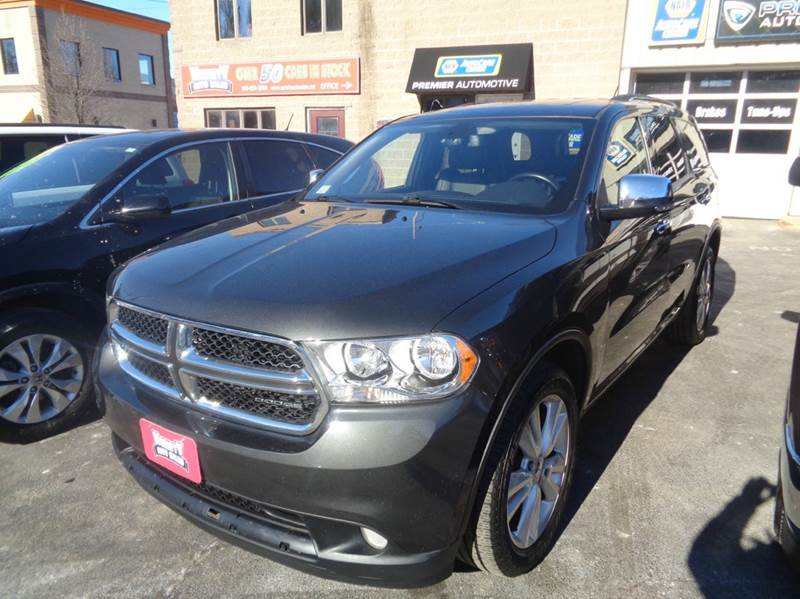 2011 Dodge Durango AWD Crew Lux 4dr SUV - Worcester MA