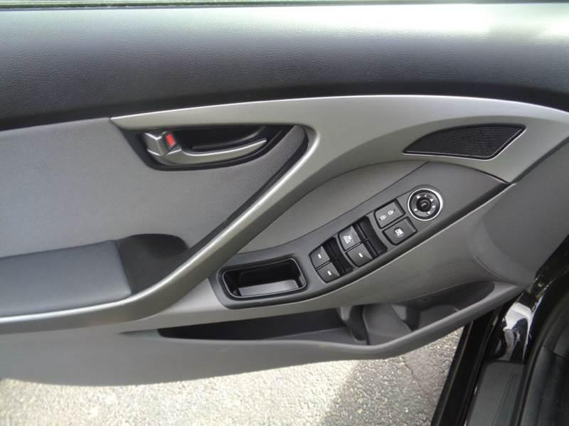 2014 Hyundai Elantra Limited 4dr Sedan 6A - Worcester MA
