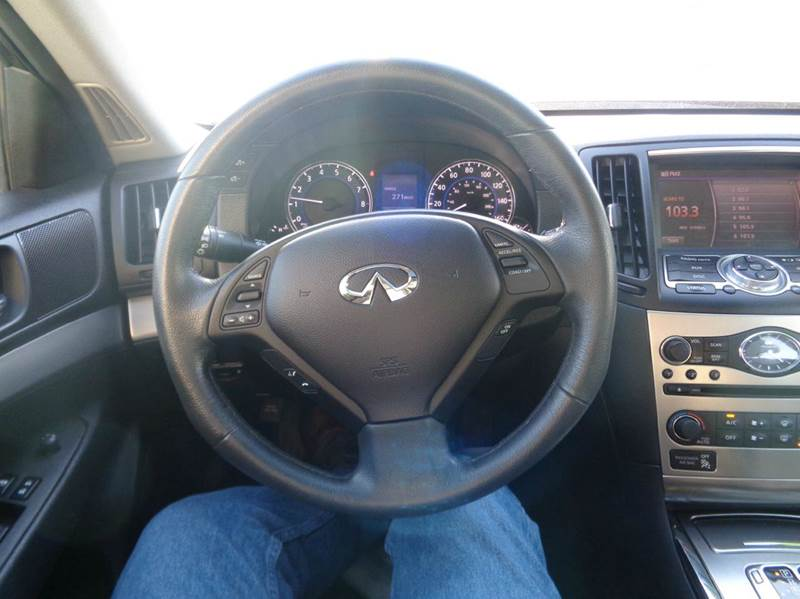 2015 Infiniti Q40 AWD 4dr Sedan - Worcester MA
