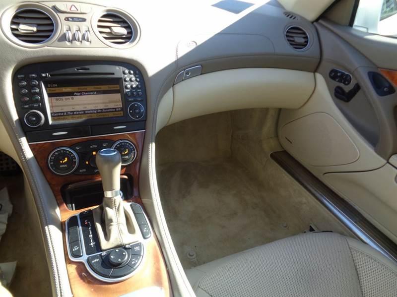 2009 Mercedes-Benz SL-Class SL550 2dr Convertible - Worcester MA
