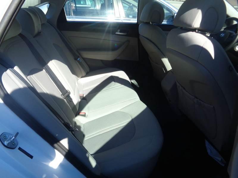 2015 Hyundai Sonata Sport 4dr Sedan - Worcester MA
