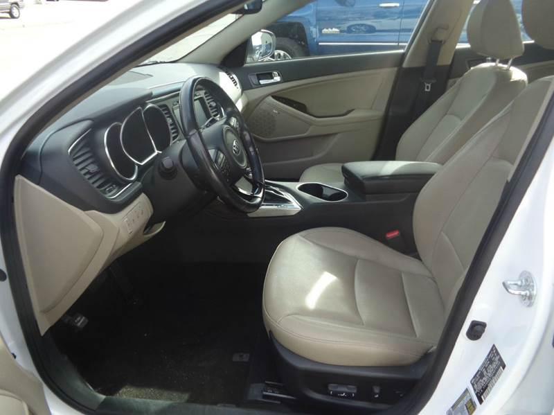 2014 Kia Optima EX 4dr Sedan - Worcester MA