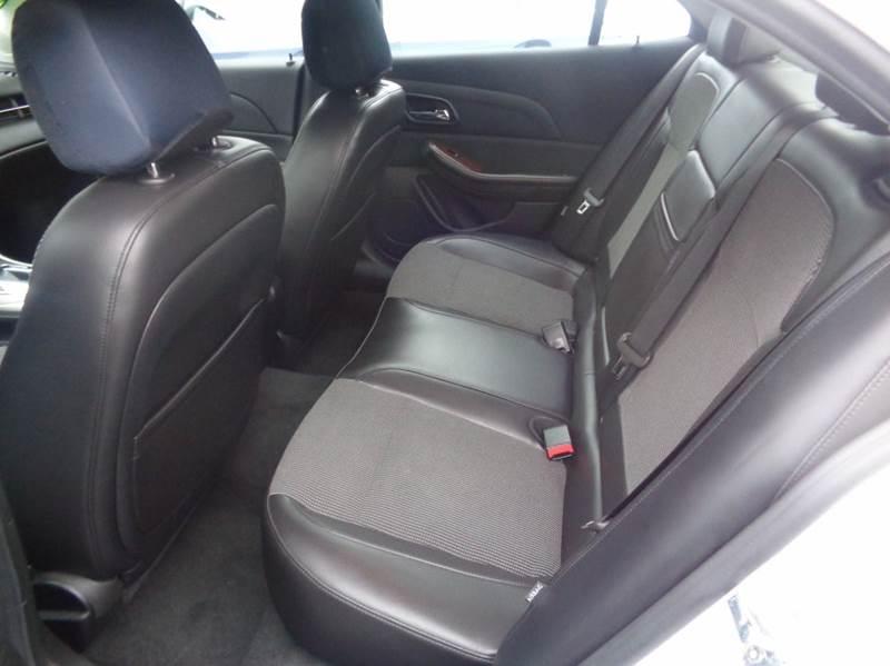 2013 Chevrolet Malibu LT 4dr Sedan w/1LT - Worcester MA