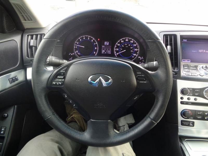 2013 Infiniti G37 Coupe AWD x 2dr Coupe - Worcester MA