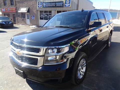 2015 Chevrolet Suburban for sale in Worcester, MA