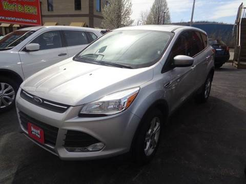 2016 Ford Escape for sale in Worcester, MA