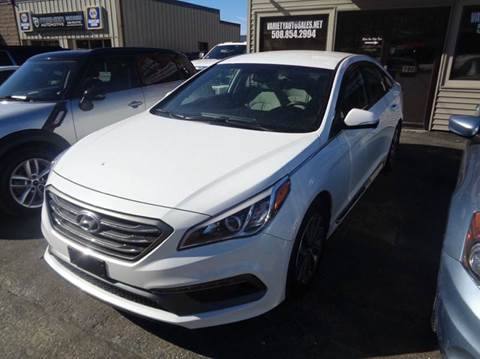 2015 Hyundai Sonata for sale in Worcester, MA
