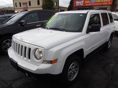 Jeep patriot for sale worcester ma for North end motors worcester ma