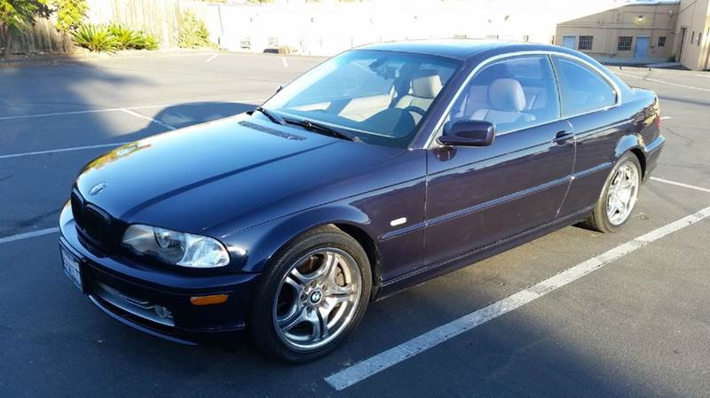 2002 Bmw 3 Series 330Ci 2dr Coupe In La Mesa CA  AA Auto Sale