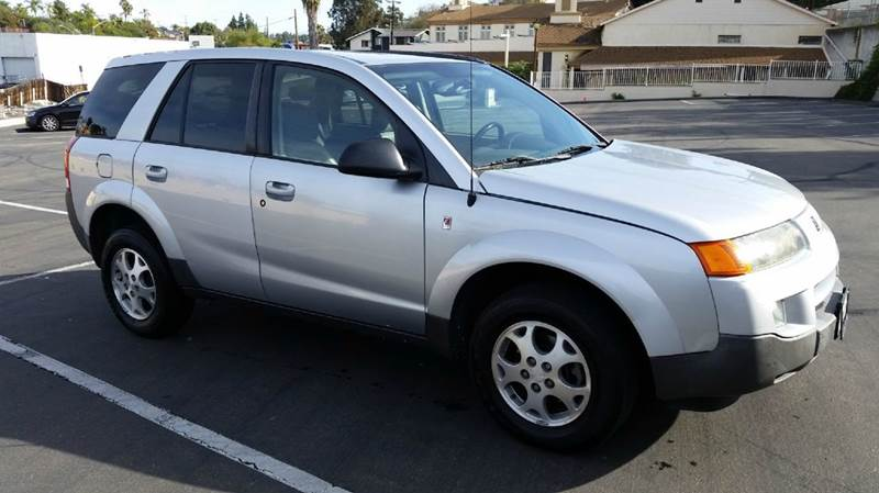 2004 saturn vue base fwd 4dr suv v6 in la mesa ca aa auto sale. Black Bedroom Furniture Sets. Home Design Ideas