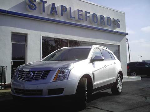 2016 Cadillac SRX for sale in Saint Georges, DE