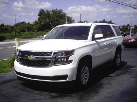 2017 Chevrolet Tahoe for sale in Saint Georges, DE