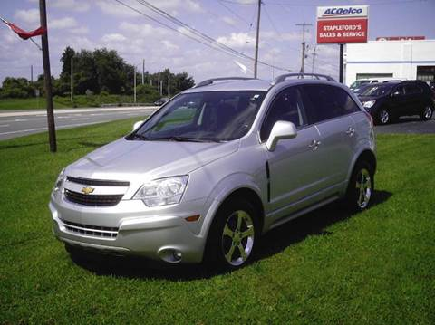 2014 Chevrolet Captiva Sport for sale in Saint Georges, DE