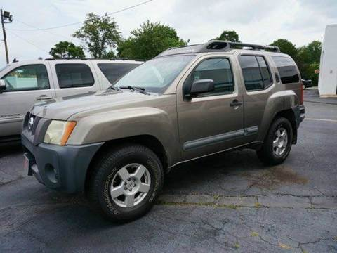 2005 Nissan Xterra for sale in Saint Georges, DE